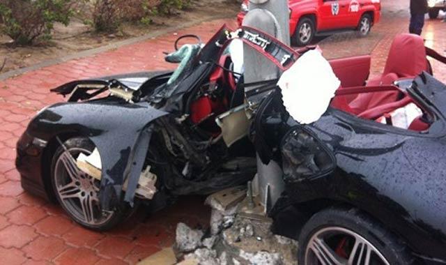 Marrakech : Deux morts et deux blessés dans un accident de la route