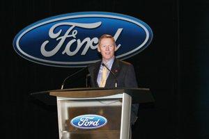 Ford «se porte très bien», selon son DG