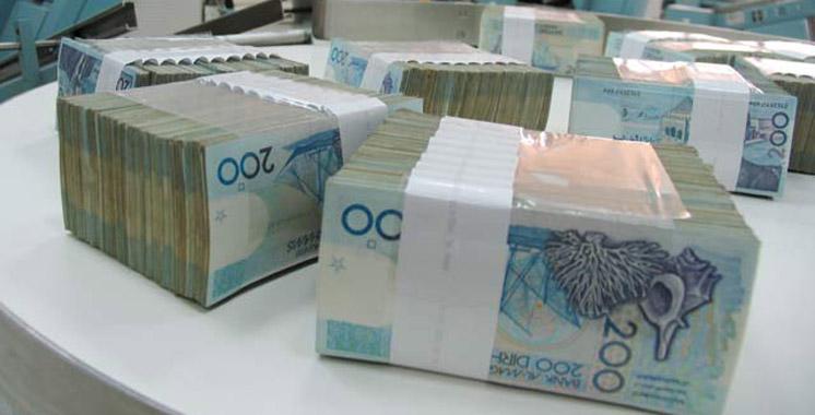 Le dirham s'apprécie de 0,3% face à l'euro et se déprécie de 0,59% contre le dollar