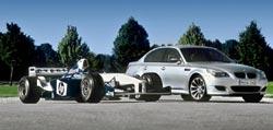Formule 1 : BMW rachète l'écurie Sauber