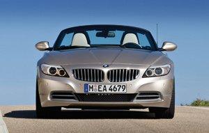 BMW Z4 : Durcissement dans l'air