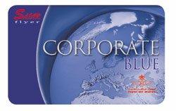 Télex : Carte Corporate pour la clientèle affaires
