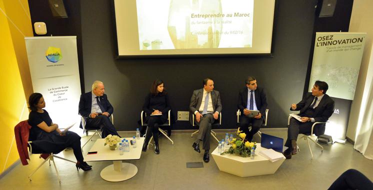 Adalia School of Business ouvre le débat: Quels freins à l'entrepreneuriat ?