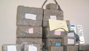 Arrestation de deux trafiquants de drogue à Casablanca