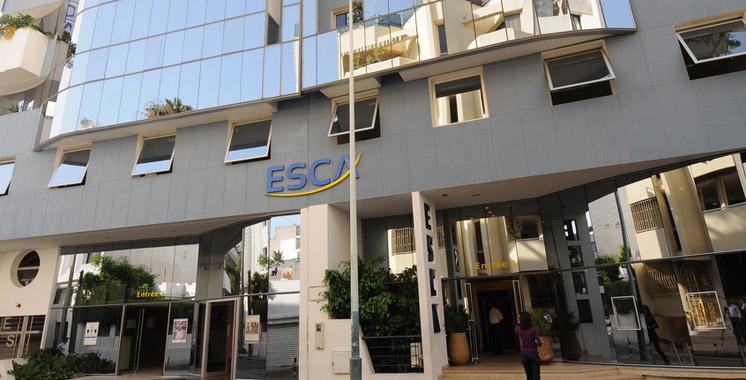 ESCA Ecole de Management s'implante  à Casa Anfa
