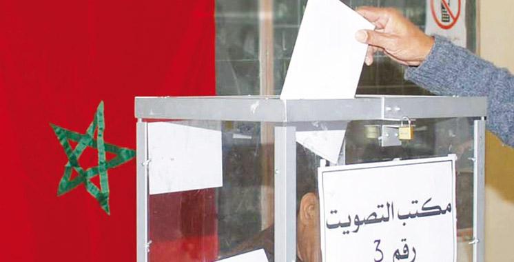 Elections: Le CNDH s'essaye à une nouvelle technique d'observation