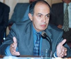 Le projet du budget 2006 au parlement