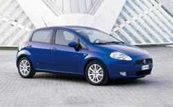 Fiat Grande Punto : l'ère du renouveau