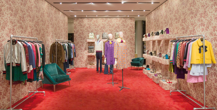Collection Printemps-été 2016: Le luxe à l'honneur au Morocco Mall