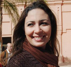 Hanane Ibrahimi brille en Algérie