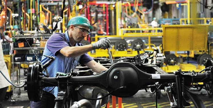 Conjoncture industrielle : La production en baisse à fin juillet