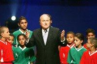 Le faste de la FIFA à Marrakech