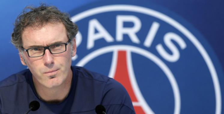 Paris SG : Laurent Blanc prolonge son contrat jusqu'en 2018