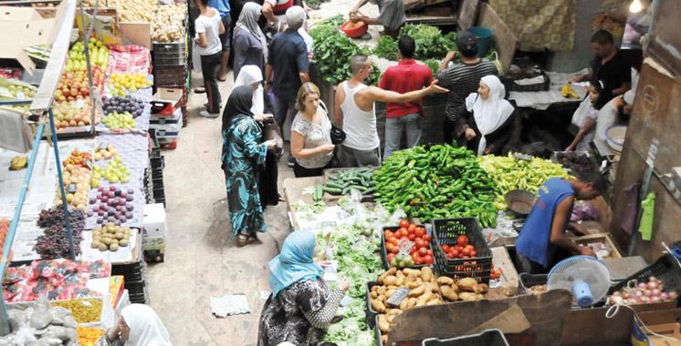 HCP : Les prix à la consommation en hausse de 1,9% en 2018