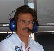 Mario Theissen : «BMW croit à son succès en F1»