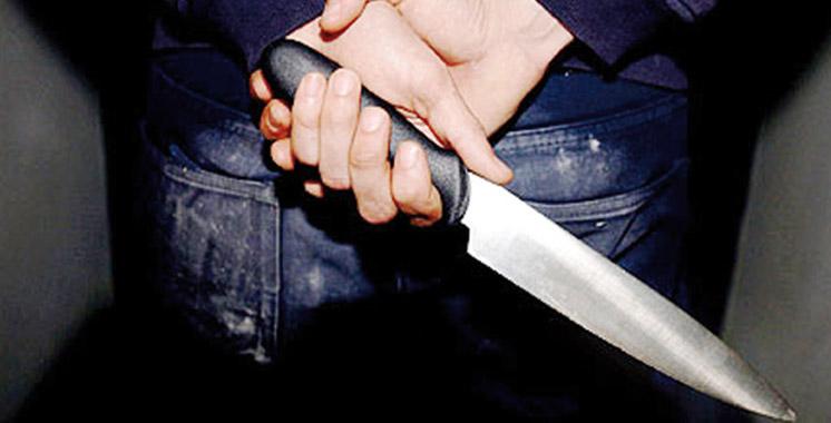 Agadir : Un aliéné mental tue à coups de couteau un quinquagénaire