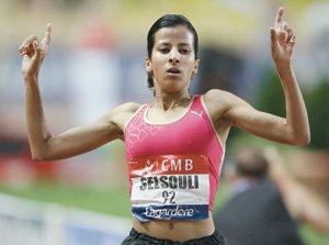 Meryem Alaoui Selsouli : «Je rêve de devenir une championne olympique»