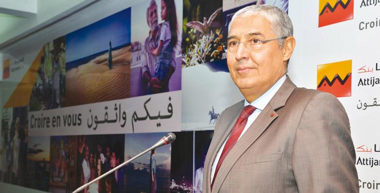 Attijariwafa bank : Le produit net bancaire dépasse les 10 milliards de dirhams