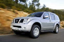 Nissan Pathfinder : Pachyderme roulant