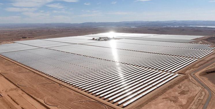 Énergie solaire – 2016 : Noor voit le jour
