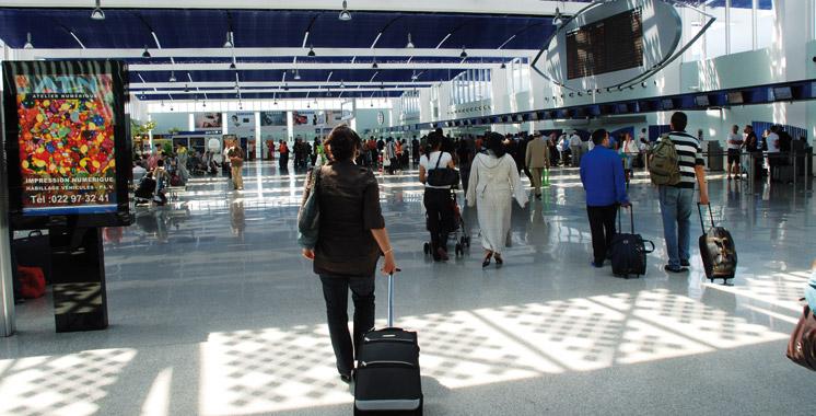 Trafic aérien: Une croissance de 5,33% enregistrée en septembre