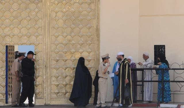 Casablanca : SM le Roi lance des travaux de nouvelles extensions au pénitentiaire Oukacha