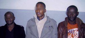 Quatre Subsahariens arrêtés pour escroquerie à l'africaine