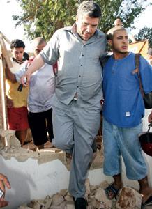 Opération de démolition de baraques à Casablanca : Décès d'un individu, victime d'un malaise