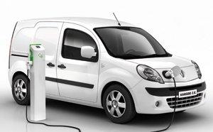 Renault Kangoo Z.E. élu «International Van of the year 2012»