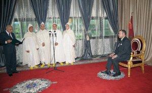 Mohamed Achergui prend la tête du Conseil constitutionnel