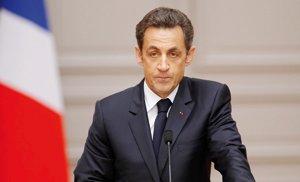 Nicolas Sarkozy fait une rentrée sur les jantes