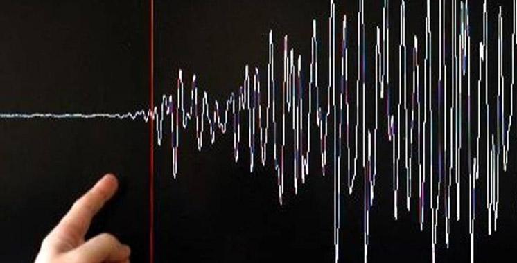 Séisme de magnitude 3,3 dans la province de Nador