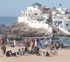 Sidi Abderrahman, le marabout marin