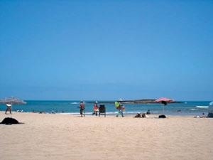Skhirat : Une plage pleine de charme