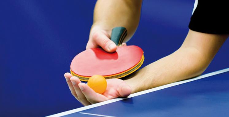 Tennis de table: Agadir accueille le Championnat arabe des clubs et le Championnat d'Afrique des Nations