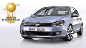 Volkswagen Golf VI : Voiture mondiale de l'année 2009