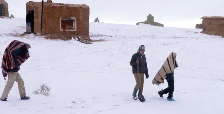 Vague de froid au Maroc: C'est presque fini !