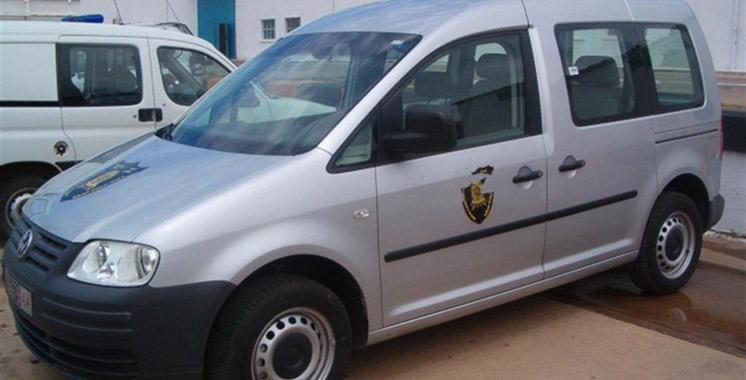 Agadir : Saisie de drogue à bord d'un autocar