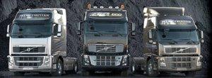 Volvo Maroc : Deux camions pour rester en pole position