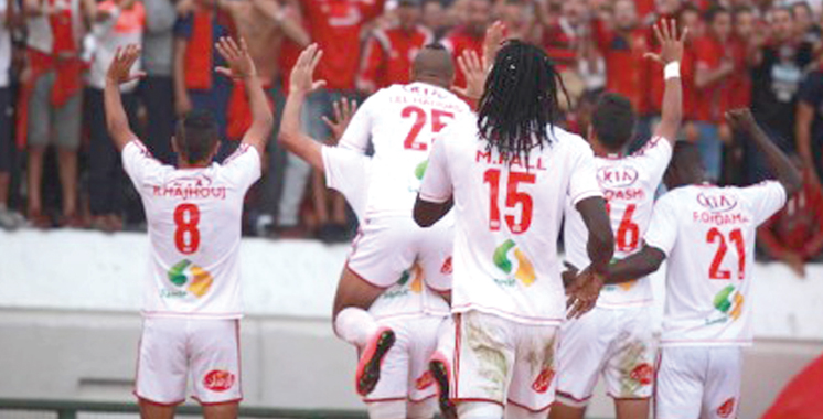 Ligue des champions : le Wydad et Khouribga à rude épreuve