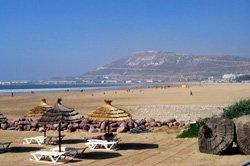 Agadir : L'activité touristique augmente de 6%