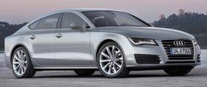 Audi A7 Sportback :Finesse et fitness
