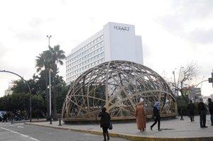 Casablanca : La place des Nations Unies toujours dans l'oubli