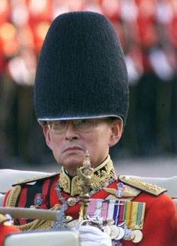 Adulyadej : le doyen des monarques