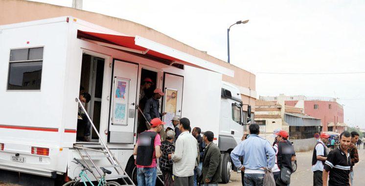 Riâaya au chevet d'Assa-Zag: 3.696 personnes ont bénéficié d'une caravane médicale