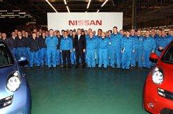 Nissan : 3 millions de véhicules à Sunderland