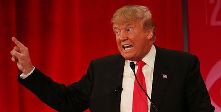Donald Trump, désigné personnalité de l'année par le Time magazine