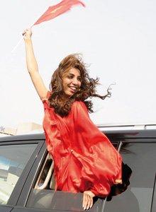 Dounia Batma, la grande révélation de l'émission Arab Idol