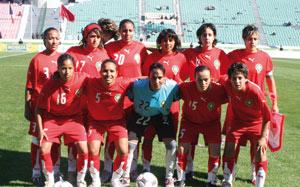 L'équipe nationale féminine entame les éliminatoires en force