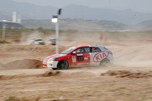Kia cee'd Cup : Baptême du feu à Agadir